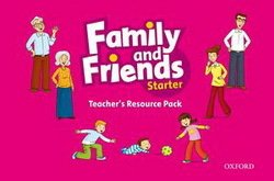 Family and Friends Starter Teacher's Resource Pack ISBN: 9780194811965