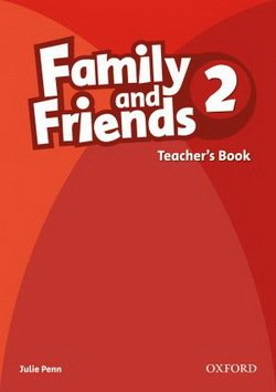 Family and Friends 2 Teacher's Book  ISBN: 9780194812153