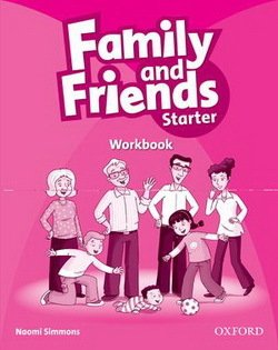Family and Friends Starter Workbook ISBN: 9780194813204