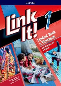 Link It! 1 Student Pack ISBN: 9780194824484
