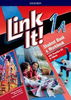 Link It! 1 Student Pack A (Combo - Split Edition) ISBN: 9780194824491
