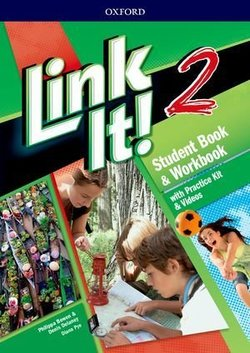 Link It! 2 Student Pack ISBN: 9780194824521