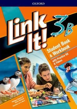 Link It! 3 Student Pack B (Combo - Split Edition) ISBN: 9780194824583