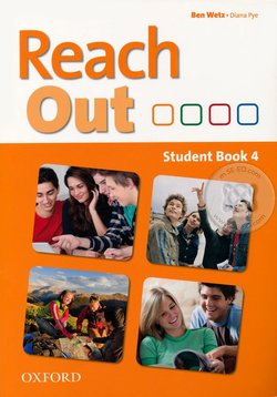 Reach Out 4 Student's Book ISBN: 9780194853323