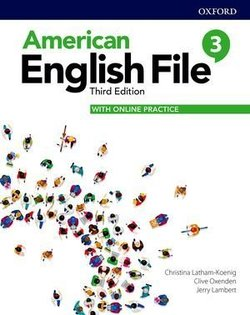 American English File (3rd Edition) 3 Student's Book Pack ISBN: 9780194906623
