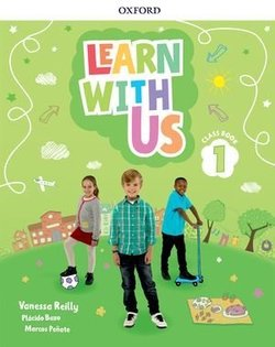 Learn With Us! 1 Class Book ISBN: 9780194908429