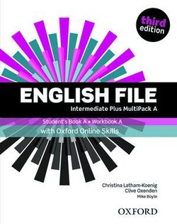 English File (3rd Edition) Intermediate * PLUS * MultiPACK A with Online Skills Practice (without CD-ROM) ISBN: 9780194909341