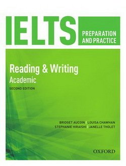 IELTS Preparation & Practice Reading & Writing Academic Student's Book ISBN: 9780195520996