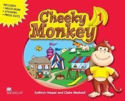 Cheeky Monkey 1 Pupil's Book ISBN: 9780230011427