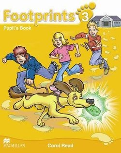 Footprints 3 Pupil's Book Pack (Pupil's Book, CD-ROM, Songs & Stories Audio CD & Portfolio Booklet) ISBN: 9780230012189