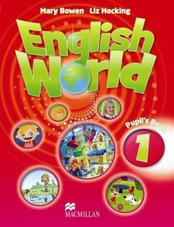 English World 1 Pupil's Book ISBN: 9780230024595