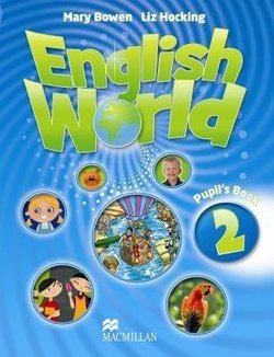 English World 2 Pupil's Book ISBN: 9780230024601