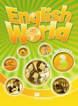 English World 3 World Dictionary ISBN: 9780230032163