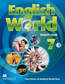 English World 7 (Secondary) Pupil's Book ISBN: 9780230032521