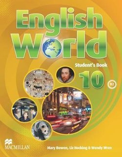 English World 10 (Secondary) Pupil's Book ISBN: 9780230032552