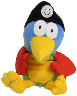Captain Jack 1 Parrot Puppet  ISBN: 9780230403963