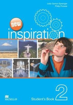 New Inspiration 2 Student's Book ISBN: 9780230408487