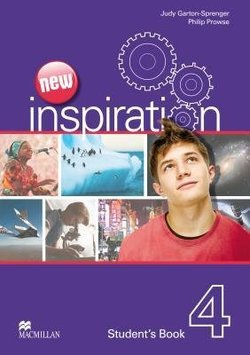 New Inspiration 4 Student's Book ISBN: 9780230408500
