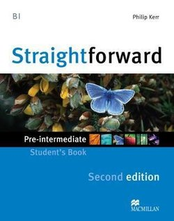 Straightforward 2nd Edition Pre-Intermediate Students Book ISBN 9780230414006