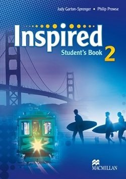 Inspired 2 Student's Book ISBN: 9780230415126