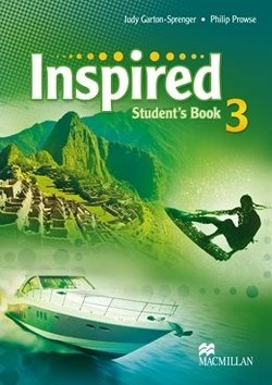 Inspired 3 Student's Book ISBN: 9780230415171