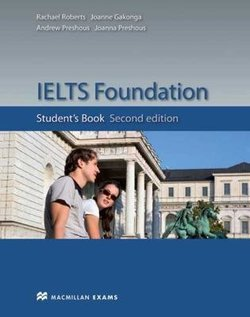 IELTS Foundation (2nd Edition) Student's Book ISBN: 9780230422100