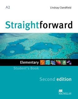 Straightforward 2nd Edition Elementary Students Book ISBN 9780230423053