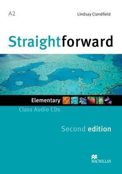 Straightforward (2nd Edition) Elementary Class Audio CDs (2) ISBN: 9780230423121