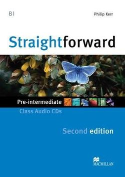 Straightforward (2nd Edition) Pre-Intermediate Class Audio CDs (2) ISBN: 9780230423220