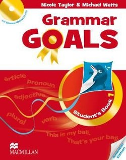 Grammar Goals American English 1 Pupil S Book With Cd Rom