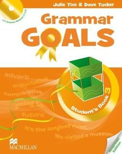 Grammar Goals American English 3 Pupil S Book With Cd Rom