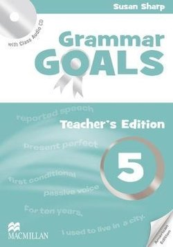 Grammar Goals American English 5 Teacher S Book With Class Audio