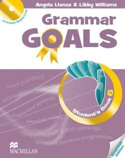 Grammar Goals American English 6 Pupil S Book With Cd Rom