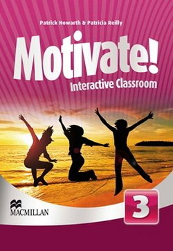 Motivate! 3 Interactive Classroom CD-ROM ISBN: 9780230451582