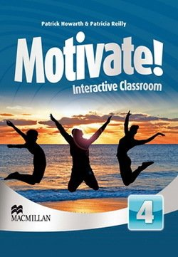 Motivate! 4 Interactive Classroom DVD-ROM ISBN: 9780230451674