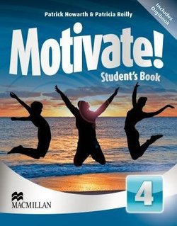 Motivate! 4 Student's Book with DVD-ROM ISBN: 9780230453821
