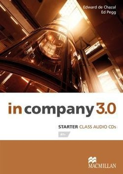 In Company 3.0 Starter Class Audio CDs (2) ISBN: 9780230454927