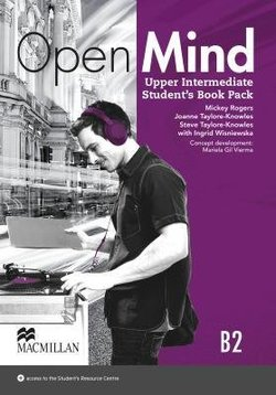 Open Mind Upper Intermediate Student's Book with Video-DVD & Webcode ISBN: 9780230458253