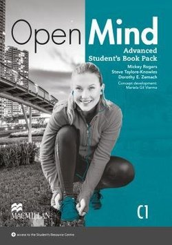 Open Mind Advanced Student's Book with Video-DVD & Webcode ISBN: 9780230458260