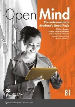 Open Mind Pre-Intermediate Student's Book with Video-DVD ISBN: 9780230458291