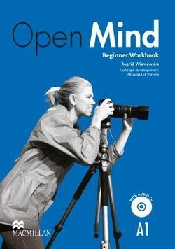 Open Mind Beginner Workbook without Key & CD Pack ISBN: 9780230458420