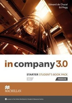 In Company 3.0 Starter Student's Book with Online Workbook ISBN: 9780230458826