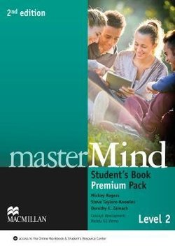 masterMind (2nd Edition) 2 Student's Book Premium with Video-DVD, Webcode & Online Workbook ISBN: 9780230470408