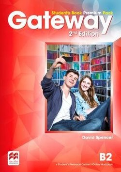 Gateway (2nd Edition) B2 Student's Book Premium Pack ISBN: 9780230473171