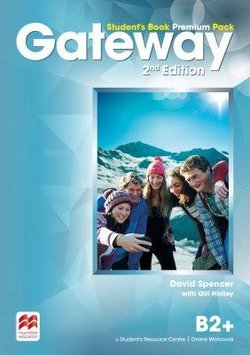 Gateway (2nd Edition) B2+ Student's Book Premium Pack ISBN: 9780230473201