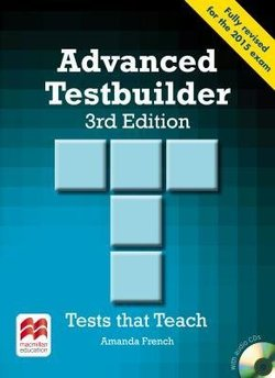 Advanced (CAE) Testbuilder without Key with Audio CD ISBN: 9780230476196
