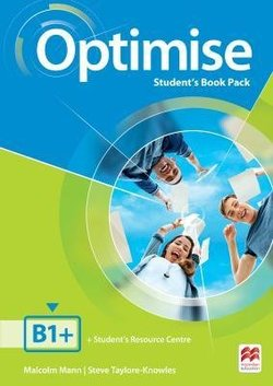 Optimise B1+ (Intermediate) Student's Book Pack ISBN: 9780230488625