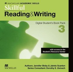 Skillful 3 (Upper Intermediate) Reading and Writing Digibook with Online Practice ISBN: 9780230489509