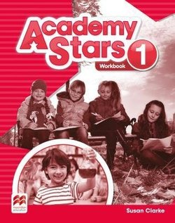 Academy Stars 1 Workbook ISBN: 9780230490963
