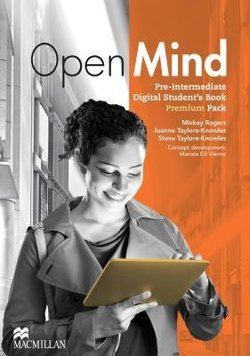 Open Mind Pre-intermediate Digital Student's Book Premium Pack (Internet Access Code Card) ISBN: 9780230494862